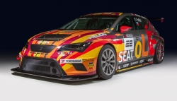 Petr Fulín pojede s vozem SEAT Leon Cup Racer